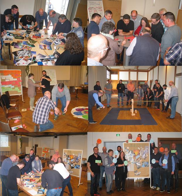 neuorganisation-service-Planung, Ziel, Vision, Zielvereinbarung, Umsatzsteigerung-Commitment, IAK workshop