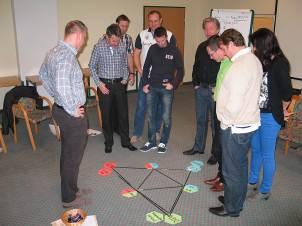 Team, Teamklima, Teamentwicklung, Teambuilding, Leadership, Führung, Kooperation, Kommunikation, Seminar, Workshop, IAK Institut für Angewandte Kreativität